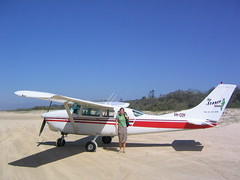airline, aviation, airplane, propeller driven aircraft, wing, vehicle, cessna 206, ultralight aviation, aircraft engine,