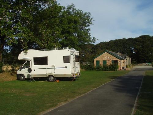 Old Station Yard Caravan & Camping Park