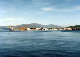 Pictures of Subic Bay Philippines in 1990