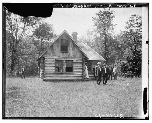 Joaquin Miller cottage (LOC)