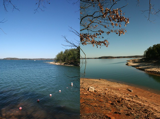 Lake Sidney Lanier Home Preservation Act