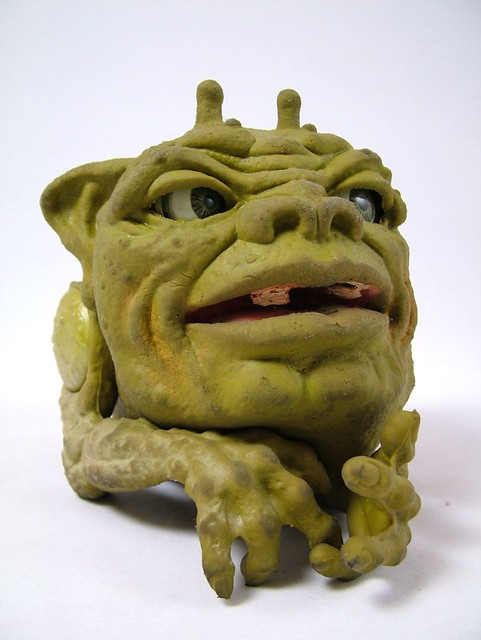 Boglins Photo Of Dwork One Of The Mattel Boglins Toy