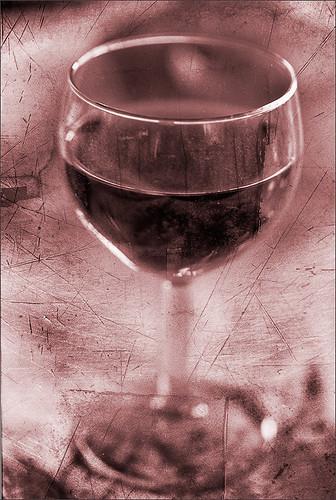 red film blackwhite wine scratches kerouac