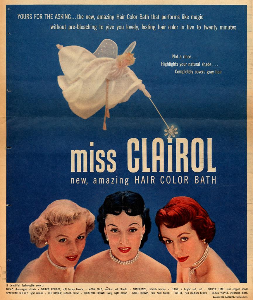 Miss Clairol Terr Bo Flickr