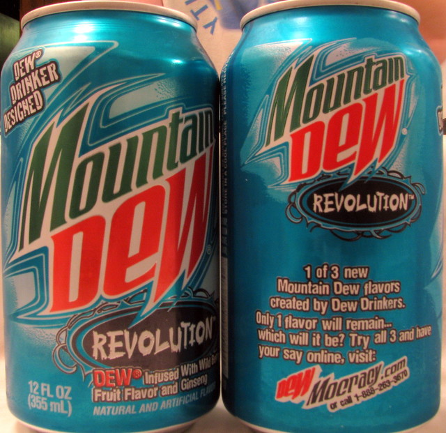 Mountain Dew Revolution