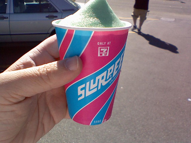 Manitoba Slurpee Capital of The World 13 Years in a Row