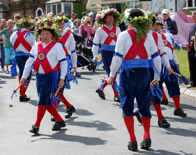 British Photo of the Week: Morris Dancers