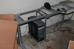 ikea summera computer holder flickr photo sharing. Black Bedroom Furniture Sets. Home Design Ideas