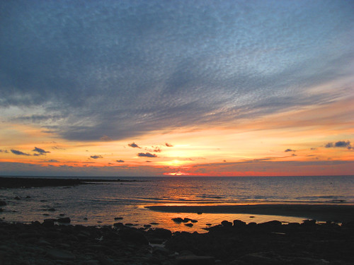 sunset yarmouthnovascotia colourartaward theperfectphotographer