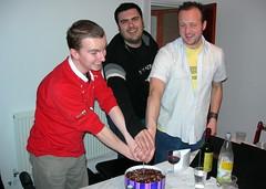 Triple Birthday Bash (December 7 2007)