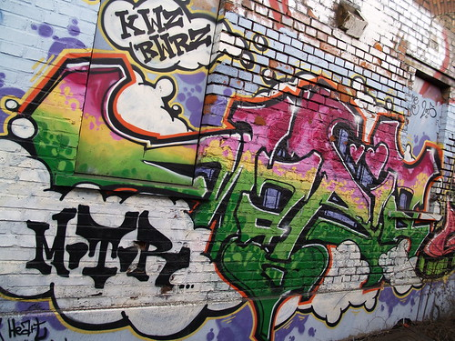 lieblich by THE GRAFFITI HUNTER