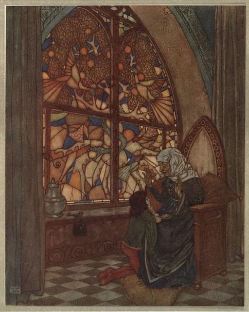 Edmund Dulac: plate14