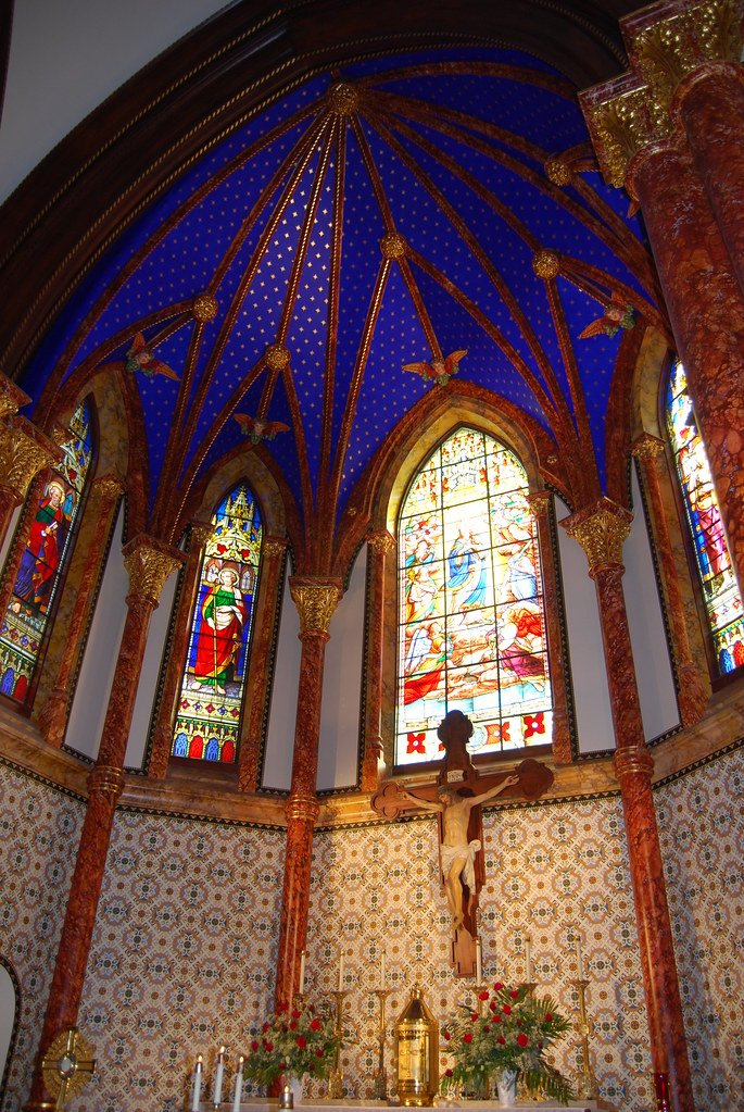 Modern Medievalism The Splendor Of The Painted Church