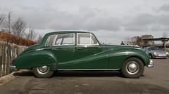 automobile, vehicle, mid-size car, compact car, antique car, sedan, classic car, vintage car, land vehicle, luxury vehicle,