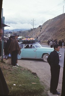Funeral, Colombia 1967