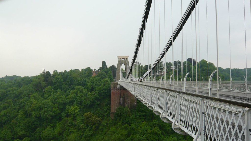 Clifton Bridge Perspective