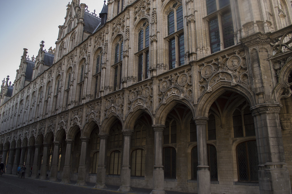Mechelen city hall