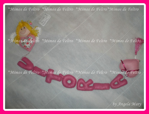 :>♥ by ♥ Mimos de Feltro by Angela Mary® ♥