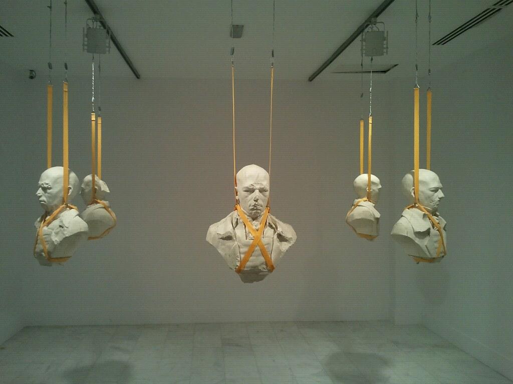 Exposición ´Reloj de arena negra´ colección del Centro Atlántico de Arte Moderno (CAAM), Casa África Las Palmas de Gran Canaria