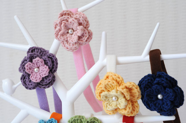 Easy Crochet Headband for Winter, Threadbanger Projects   TB