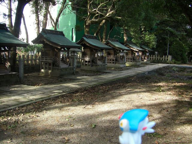 Kameyama-shi Japan  City pictures : Azelf in Tsuruga, Fukui 5 Kehi Shrine | Reproduced from &q ...
