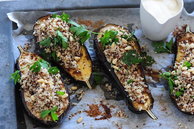 eggplant with quinoa-2