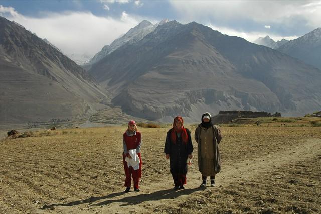 Pamiri Women Pilgrims - Bibi Fatima, Tajikistan