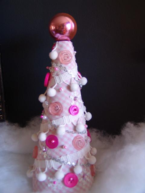 wip pink tree