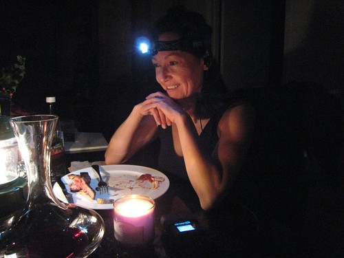 blackout, power outage, candle light dinner IMG_0676
