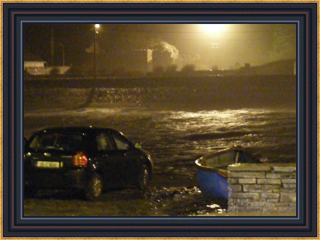 Sturm in Bantry