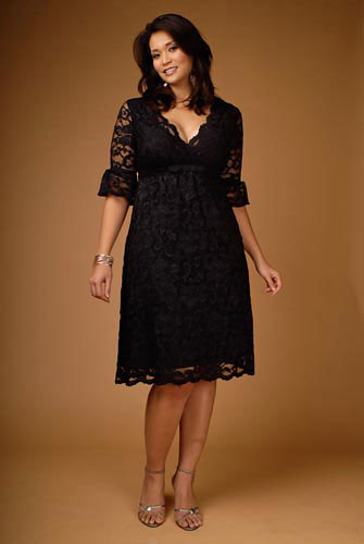 Olivia Harper Charlotte Plus Size Dress