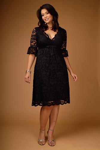 Olivia Harper Charlotte Plus Size Dress