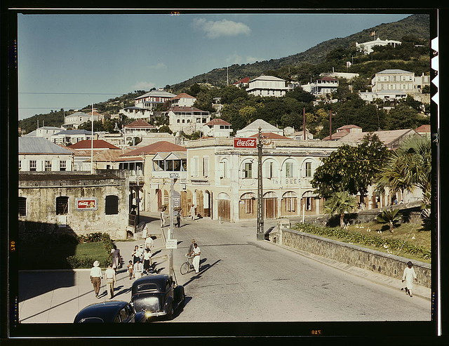 Charlotte Amalie High School Virgin Islands