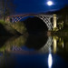 Ironbridge By Moon Light
