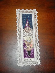Wizard Bookmark