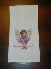 February (Amethyst) Fairy