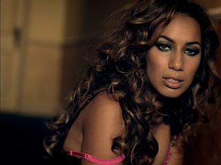 leona lewis on bleeding love
