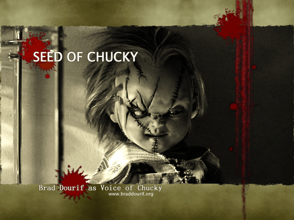 Seed of chucky wallpaper a photo on flickriver - Seed of chucky wallpaper ...