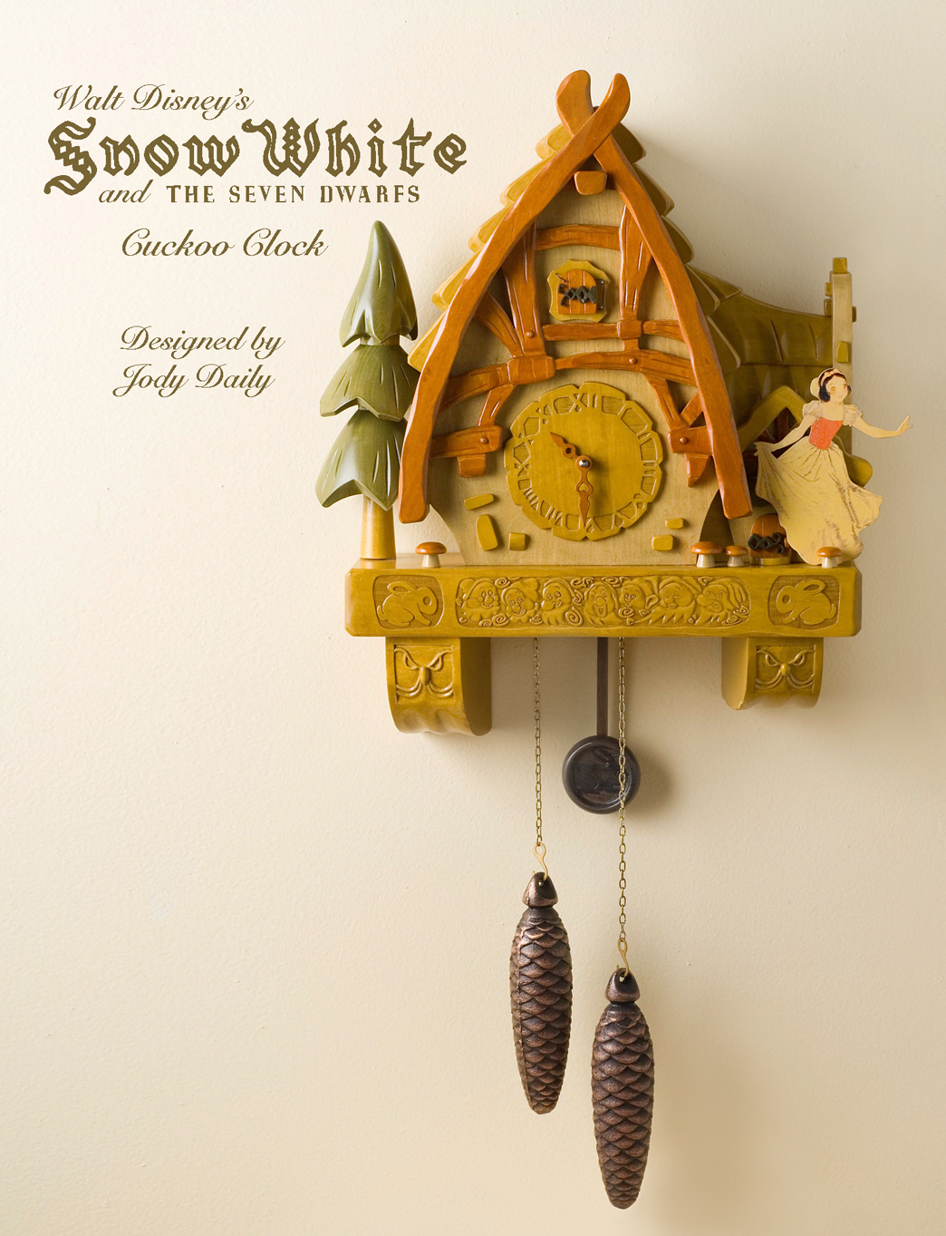 Snow White Cottage Cuckoo Clock Flickr Photo Sharing