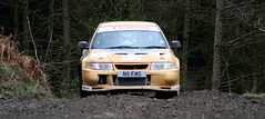 Malcolm Wilson Rally (March 1 2008)