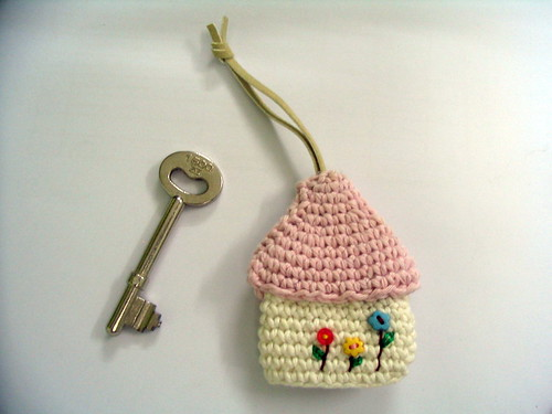 Key cover - House