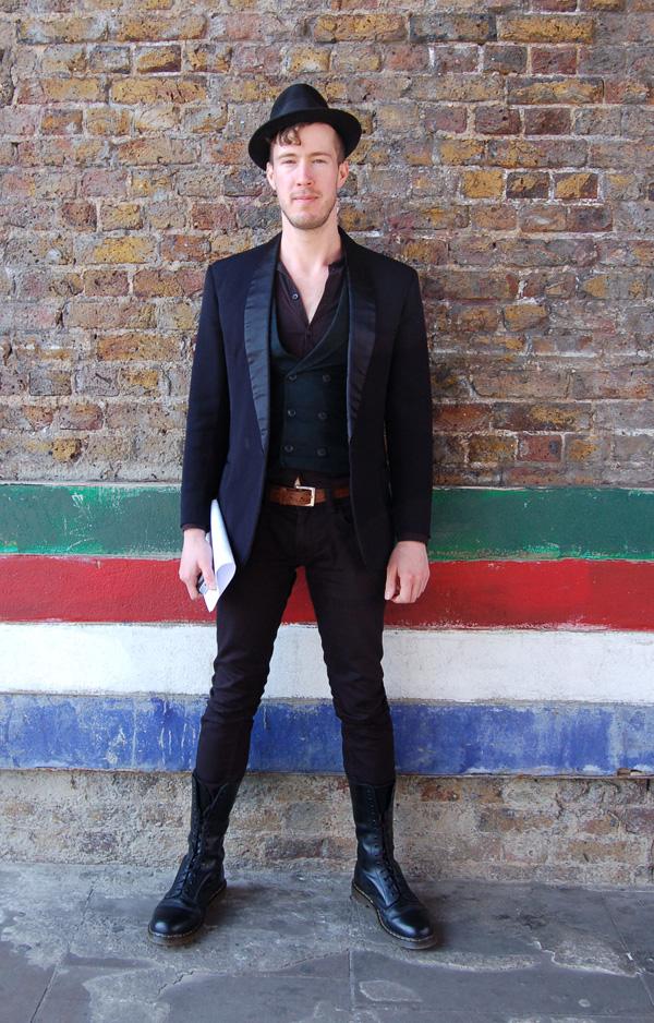 The Style Scout London Street Fashion London Style Brick Lane
