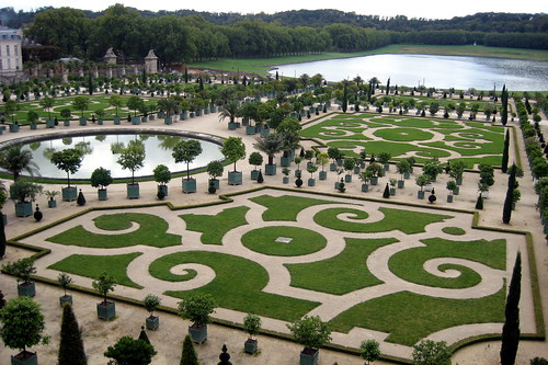 Versailles jardins du ch teau de versailles orangerie for Jardin chateau de versailles