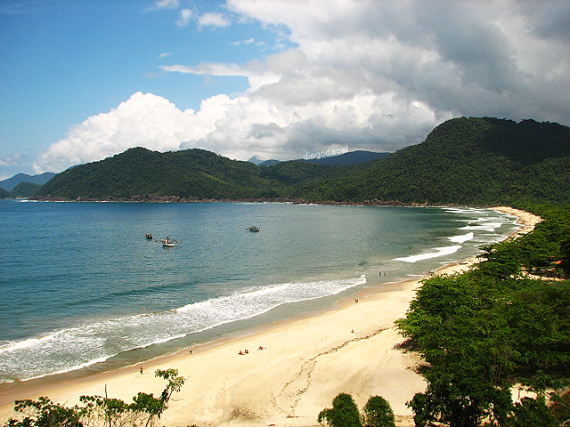 parati beach