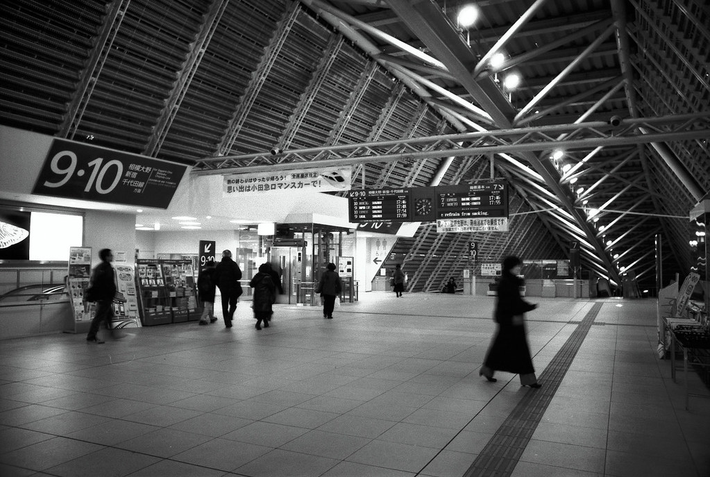 Odawara Station #3 by Luno_Luno