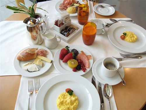 Image Gallery swiss breakfast