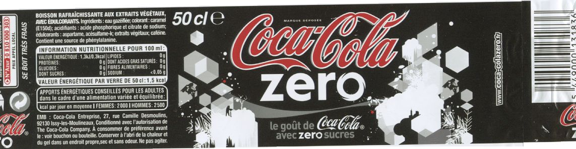 how to say cola in french