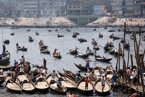 Sadarghat - Dhaka, Bangladesh