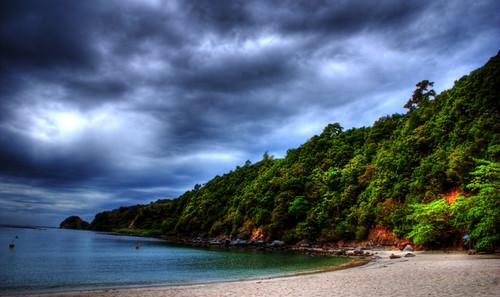 beach landscape philippines hdr orton chitofran