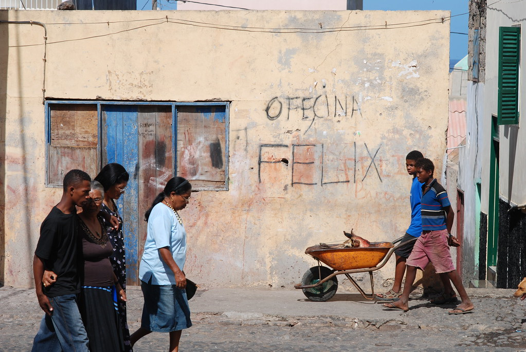 Morabeza au Cap-Vert - Jalousie à Ponta do sol